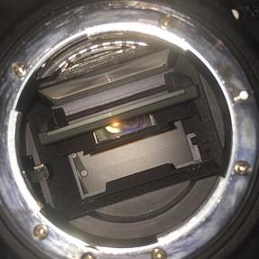 Error Message on Nikon D600/Broken Shutter or Mirror