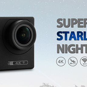 does the starlight night vision important for our action camera?