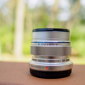 For Sale: Olympus 12mm f/2 (Silver) for MFT ($480 Shipped)