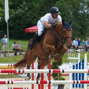 Showjumping with Sigma 120-300S