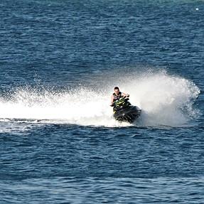 The sheer joy of speed