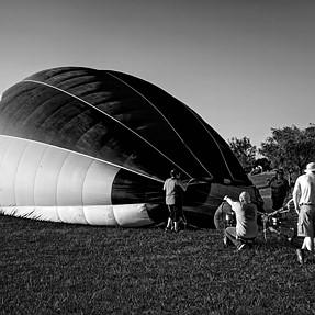 Not so Hot Air Balloon