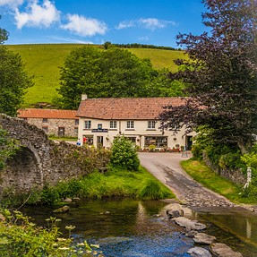 Lorna Doone Country