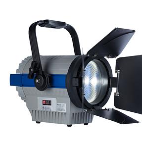 Fresnel light vs led spot light