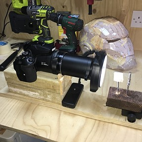 P900 - Photostacking and homemade jig