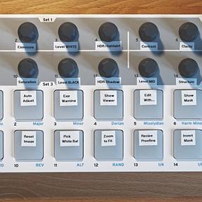Midi Controller for C1Pro