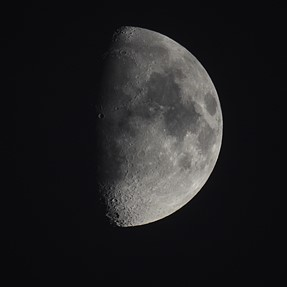 Your best moon shot (any camera lens combo costing less than $2,000)
