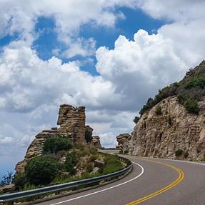 Mount Lemon Highway, RX10 M3