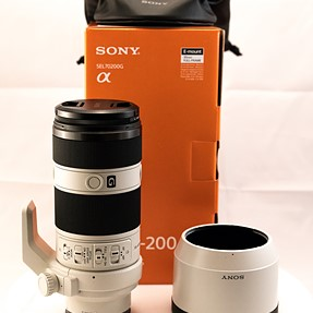 For Sale Sony FE 70-200mm f/4 G OSS Lens
