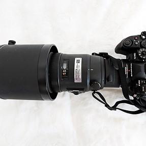 Olympus 300 f/2.8 + MMF-3 + EC-20 2x TC ($2500)