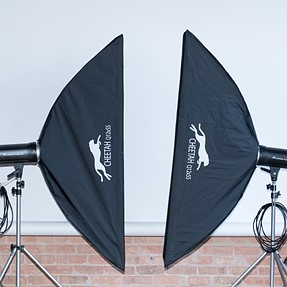 Flashpoint Studio 400 Monolights
