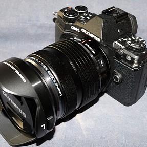 F/S - Olympus E-M5 II with 12-40 f2.8 PRO