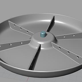 Skimmer pod design