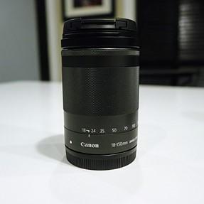 Canon EOS M 18-150mm