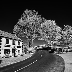 Infrared image, S9500(2005)converted to infrared