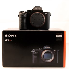 Sony A7Rii -- FE 70-200 F4 -- FE 16-35 F4 -- Battery Grip & more