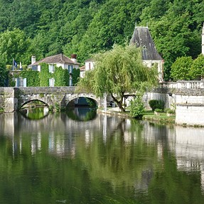One from Brantome, France