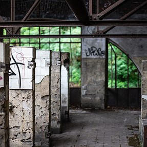 Urbex with the A6500 and A7II