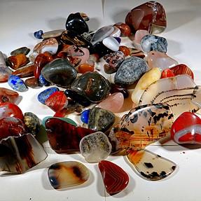 New Batch of Polished rocks done today