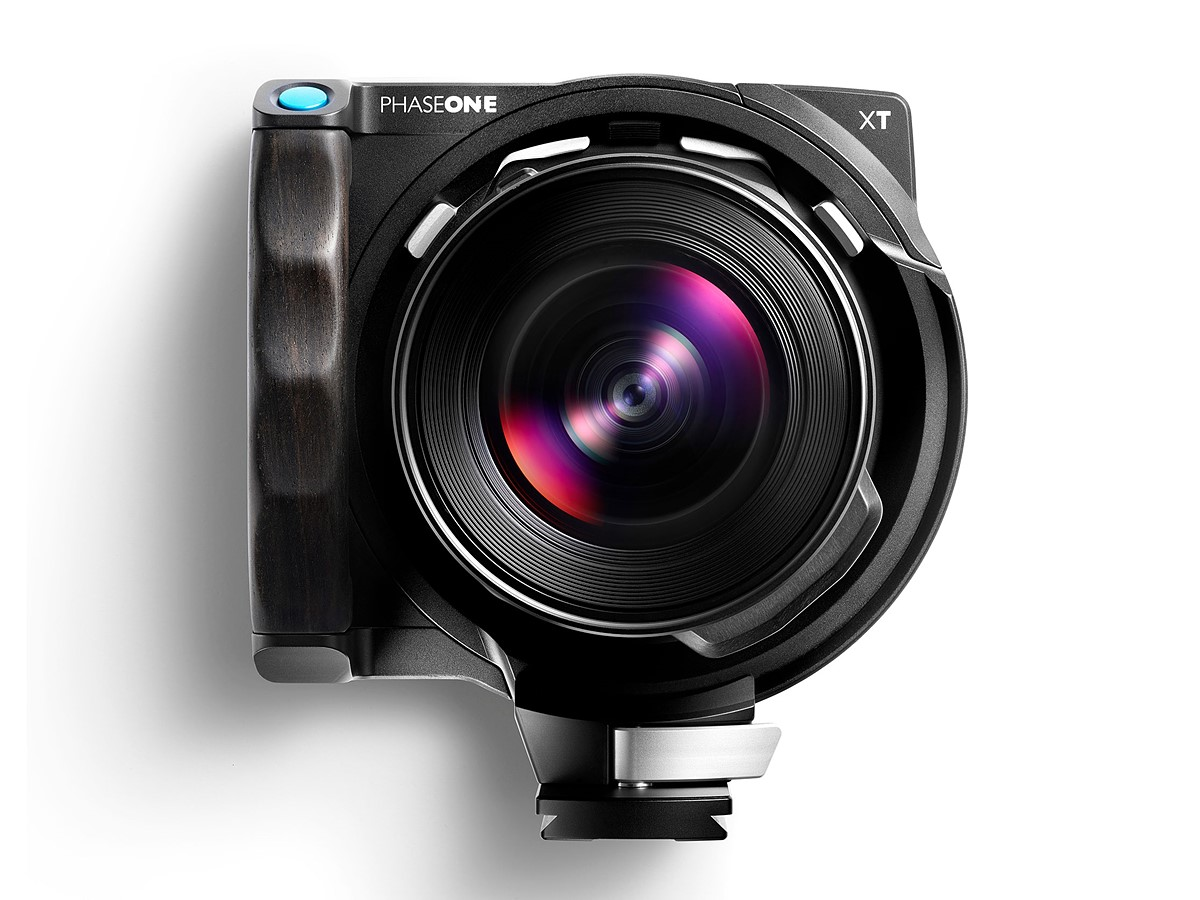 Phase One Announces A New Camera System: The 'XT' — The First Of Its Kind