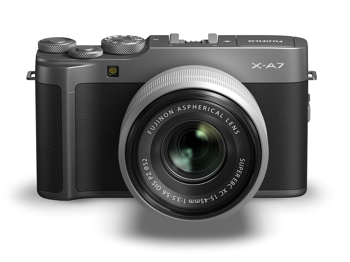 Fujifilm X-A7 Announced with improved AF, 4K/30p video and $700