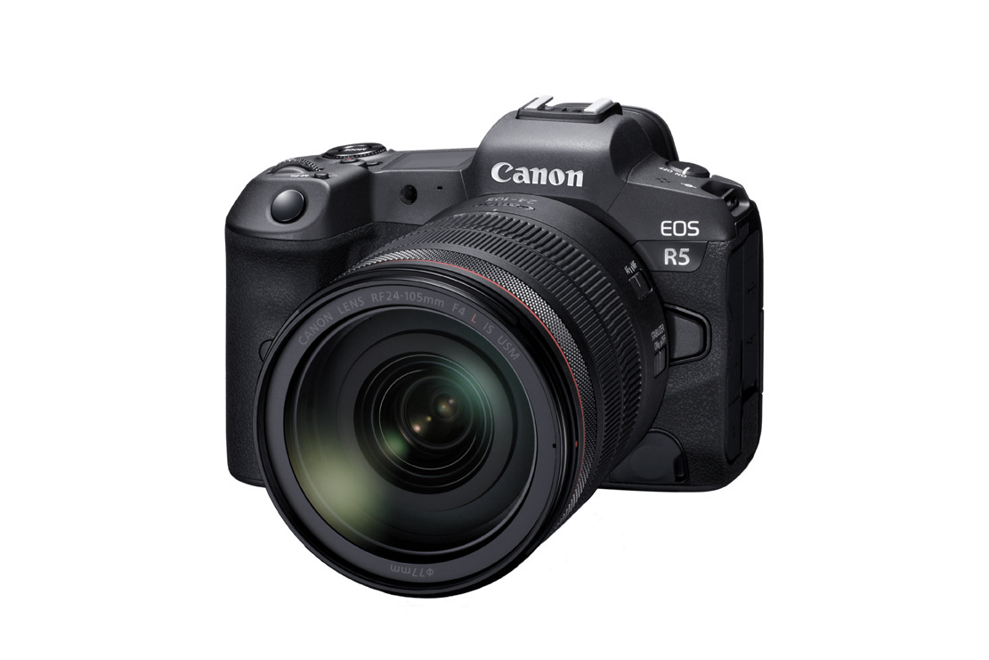 The Next Generation: Canon Announces The Development Of The Company's Most Advanced Full-Frame Mirrorless Camera Ever – The EOS R5