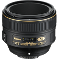 Nikon AF-S Nikkor 58mm f/1.4G