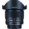 Rokinon 8mm F3.5 Aspherical Fisheye (HD)