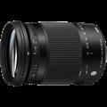 Sigma 18-300 F3.5-6.3 DC Macro OS HSM | C