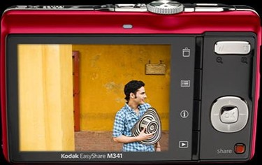 Kodak EasyShare M341: Digital Photography Review
