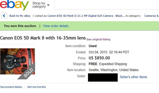 Ebay Is A Strange Thing Indeed Micro Four Thirds Talk Forum Digital Photography Review