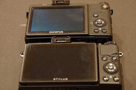 olympus tough tg-4 turn slideshow off how to