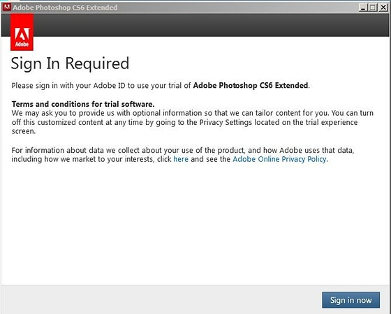 Has Adobe changed how they deactivate/activate?: Open Talk