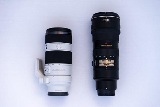 sony 70 200 f4. sony fe 70-200 f4 vs. nikon f2.8 lens test 70 200