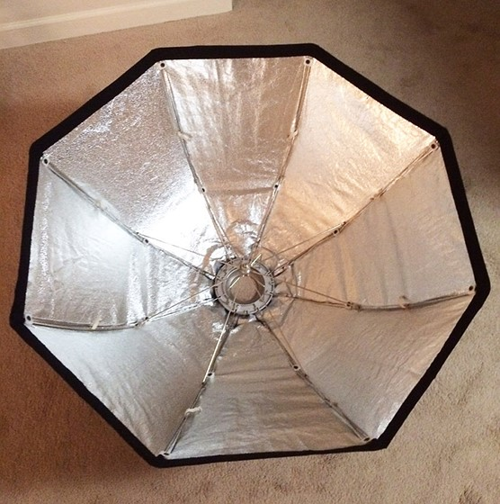 Used Alien Bees For Sale: FS: Paul C. Buff 47-inch Foldable Octabox: For Sale And