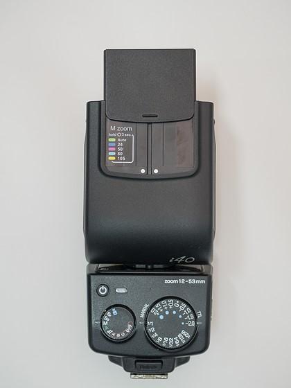nissin i40 manual micro four thirds