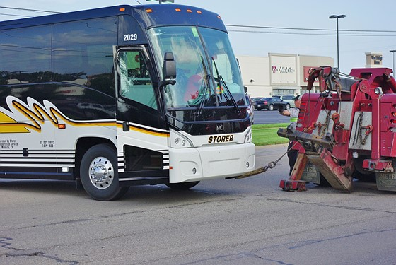 Bad Bus Day: Pentax SLR Talk Forum: Digital Photography Review