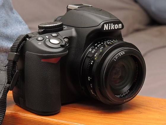 Re: Nikon D3100: Nikon DX SLR (D40-D90, D3000-D7500) Talk Forum