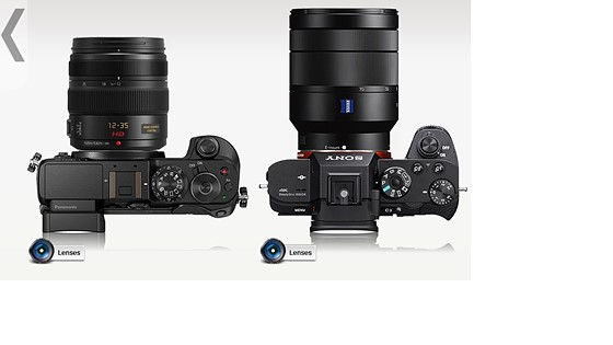 Re: only a one stop difference: Sony Alpha Full Frame E-mount Talk ...