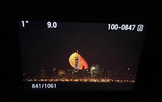 Huge Moon Fake Or Real Open Talk Forum Digital Photography Review - Photographs might look fake 100 real