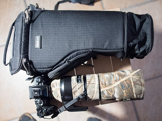 m zuiko 300/4 which holster?: Micro Four Thirds Talk Forum