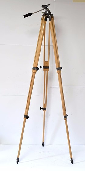 Ultra Large Format Camera 8x10 11x14 16x20 Wooden Tripod