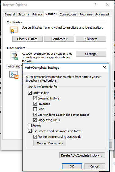 Comcast auto-login even after deleting cookies?: PC Talk