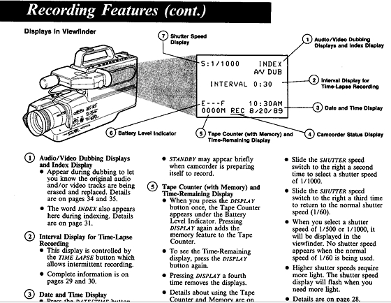Vintage RCA VHS Camcorder: Open Talk Forum: Digital