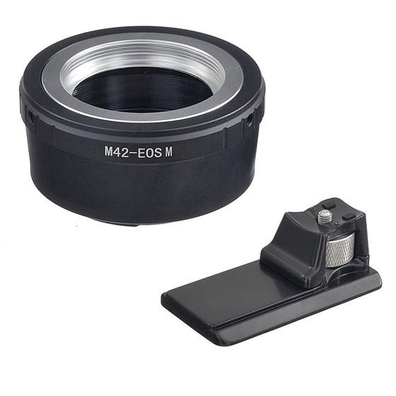 Arca Swiss tripod mount for EF-EOS M adapter: Canon EOS M Talk Forum ...