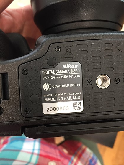 dating nikon lens serial number