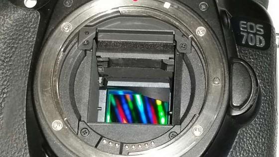 fixing stuck shutter blade on 70D: Canon EOS 7D / 10D - 80D Talk