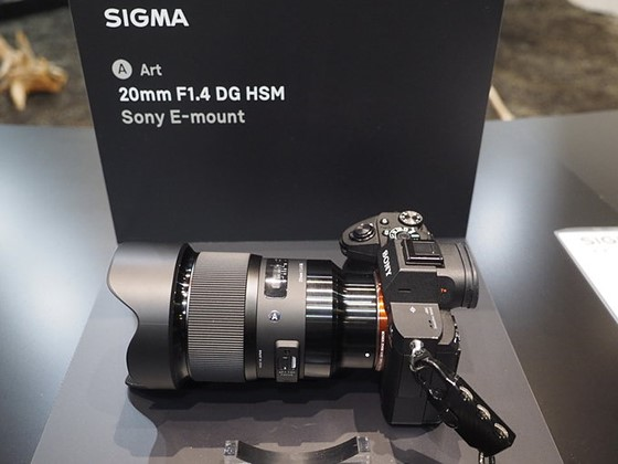 Re: Sigma FE 1 4 20mm or 24mm: Sony Alpha Full Frame E-mount