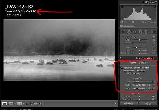Re: Help understanding Adobe lens profiles?: Canon SLR Lens Talk