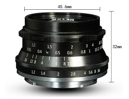 33mm 1 0 a HUUUUGE disappointment?: Fujifilm X System / SLR
